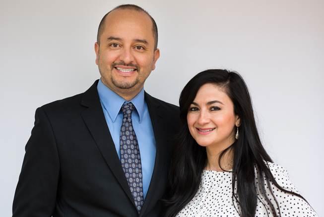 Rodrigo & Claudia Garcia